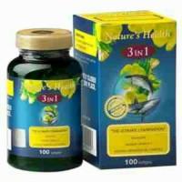 harga Nature Health 3 In 1 100 Sofgel Tokopedia.com