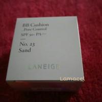 Jual READY.. case+cushion laneige bb cushion pore control Murah
