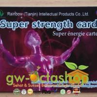 Super Strength Card Untuk Menjaga Keseimbangan Tubuh