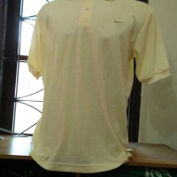 polo shirt nike murah bahan cotton lacoste warna krem