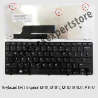 Keyboard Laptop DELL Inspiron M101, M101z, M102, M102Z, M103Z