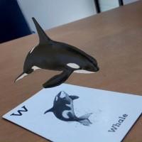 Jual Kartu Animal 4D - Kartu 4 Dimensi Edukasi Murah