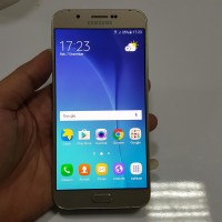 Samsung Galaxy A8 32gb gold (SECOND) PREORDER KODE 670