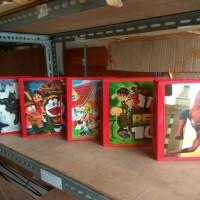 DVD Bag Cartoon - Tempat DVD CD Motif Kartun (Tempat DVD MURAH)
