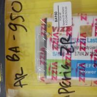battery batt batre baterai double power vizz sony experia ba950 zr