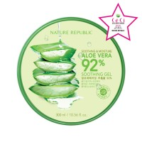 Jual [NATURE REPUBLIC] ALOE VERA SOOTHING GEL Murah