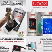 UBOX Anti Smash 0.25mm Screen Protector Sony Xperia X Compact Original