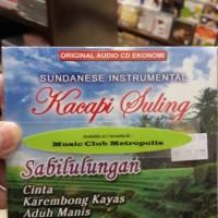 CD EKONOMIS INSTRUMENT SUNDA KACAPI SULING SABILULUNGAN