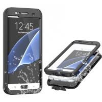 Samsung Galaxy S7 Edge Case Cover Anti Air
