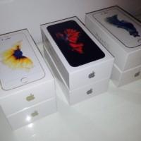 iphone 64GB 6s Gold BNIB Garansi 1 tahun apple