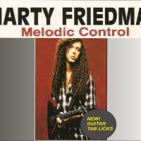 (NEW) Buku musik -Marty Friedman melodic control- buku gitar melodI