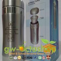Waterson Dengan Tourmaline Untuk Menghasilkan Air Sehat Dengan PH Basa