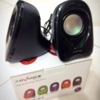 Speaker Multimedia Advance Duo 01
