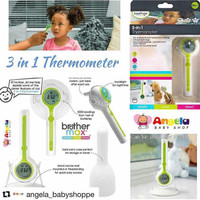 Brother Max Thermometer 3in1