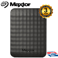 Maxtor M3 1TB by Seagate - HDD / HD / Hardisk Eksternal / External 2.5