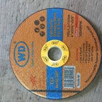 Batu Resibon Gerinda Gurinda Potong Besi Mata Cutting Wheel WD 4 x 1
