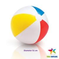 INTEX Glossy Panel Ball | Mainan Bola Pantai 51 cm | 59020NP