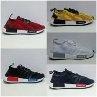 Jual Sepatu Adidas NMD R1 Boost Cowok Cowo Men Man Pria Running Run Ultra Murah