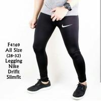 Jual Celana Legging Pria Nike Sport gym fitnes Murah