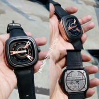 Jual SEVENFRIDAY SEVEN FRIDAY M-2 ROSEGOLD LEATHER(CASSIO G-SHOCK SUUNTO) Murah