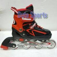 Sepatu Roda Anak Harga Murah Powerline 5500 ( Merah ) 8c9ff1b506