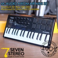 M Audio Axiom AIR Mini 32 | Premium 32-Key USB MIDI Keyboard &