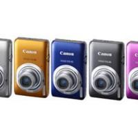 Jual Kamera pocket Canon IXUS 115 HS biru, pink, hitam, emas Murah