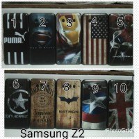 Hardcase Samsung Z2 back Hard Case Casing Hardcase backCase Z 2