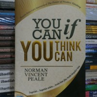 You Can if YOU Think Can by Norman Vincent Peale