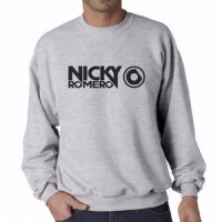 Sweater Nicky Romero 'Misty' - DEALLDO MERCH