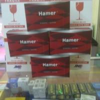 ecer permen kopi Hamer ginseng & coffee candy