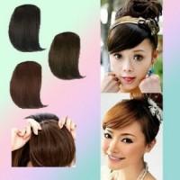 Hairclip Poni Rambut Palsu Sambung Hair Clip Klip Pony Depan Samping