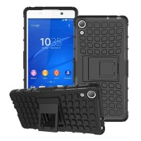 Sony Xperia Z4 Soft Case And Hard Rugged Armor casing cover bumper