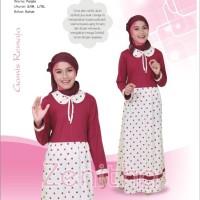 Dress / Gamis Zenitha Belia ZNB 76 / Baju Muslim Remaja
