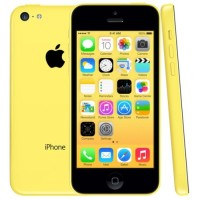 Apple iPhone 5C 16GB YELLOW - 4G LTE - Original Garansi 1 Tahun