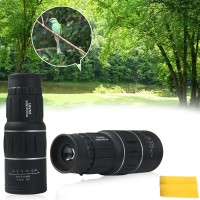 Jual Teropong Bushnell Monocular 16x52 Focus and Zoom Lens Adjustable Murah