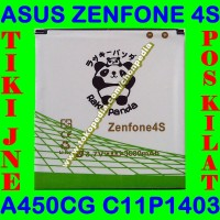 harga Baterai Asus Zenfone 4s A450cg C11p1403 Rakki Panda Batrai Batre Tokopedia.com