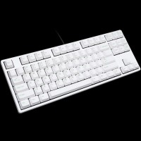 69a45b213ea Ducky One TKL White Non-Backlit PBT Apple Green Legends(Cherry MX Red