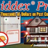 Jual pengusir tikus kecoa nyamuk RIDDEX | Riddex | Pengusir Tikus Murah
