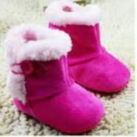 harga Sepatu Boot Bayi Pink Fanta UGG Prewalker Baby Shoes Tokopedia.com