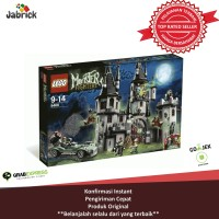 LEGO # 9468 MONSTER FIGHTERS_VAMPIRE CASTEL