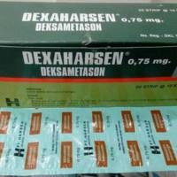 DEXAHARSEN 0,75 DEKSAMETASON    perBox