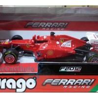 Bburago - Ferrari F2012 S. Vettel No. 5 Skala 1:43
