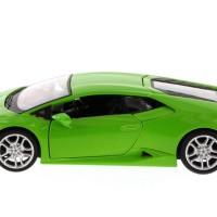 Diecast maisto 1/24 - Lamborghini Huracan LP 610-4, Green
