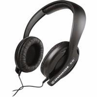Sennheiser HD 202-II Closed-Back On-Ear Stereo Headphones