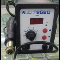 alat service hp / blower digital mel V 858D