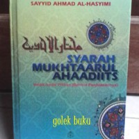Harga terjemah syarah mukhtarul hadits oleh ahmad al   antitipu.com