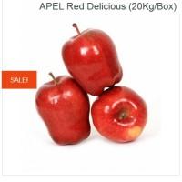 APEL RED DELICIOUS (20 KG)