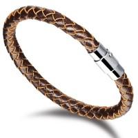 Real Leather Bracelet - Gelang Kulit - Bottega