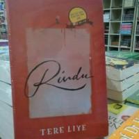 Novel Rindu-Tere Liye (New Cover)